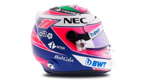 Sergio Perez bought by Team Bistor at 21:12:05