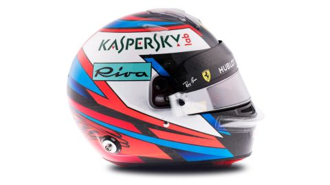 Kimi Raikkonen sold by Redline 69 at 16:34:21